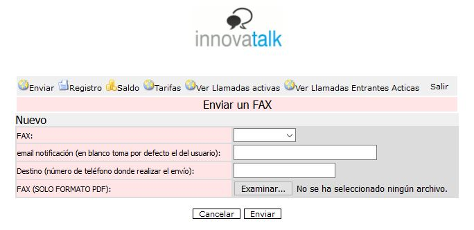 Fax IP